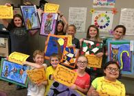 Mrs. Shoemaker's Artists