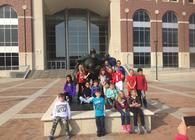 3rd and 4th grade Lincoln Trip
