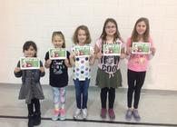 Cherry Berry Peace Award Winners