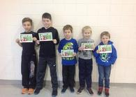 Cherry Berry Award Winners - January