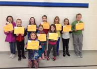 December Monthly Manners Award