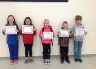 December Peace Award Winners