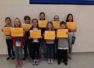 Feb - Monthly Manners Award