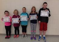 Feb Peace Award Winners