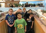 3rd Grade Science Expo Field Trip
