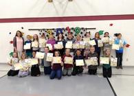 4th Grade Certificate of Completion Awards