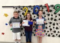 Kiwanis Nominees and Winner