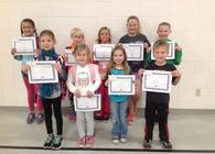 BK Montessori Peace Award Winners