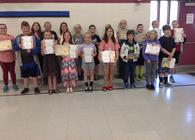 4th grade Graduates of Montessori