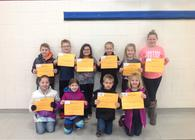 Jan - Monthly Manners Award