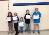 March - Peace Award Winners