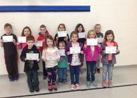 March Subway Award Winners