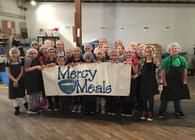 3rd Graders Pack Food for Mercy Meals