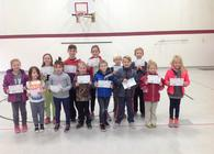 November Subway Award Winners