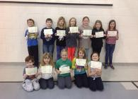 Subway Award Winners - January