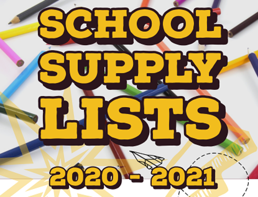 School Supply List 2020-2021 - Norfolk Public School - Norfolk ...